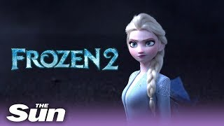 Frozen 2 (2019) trailer HD