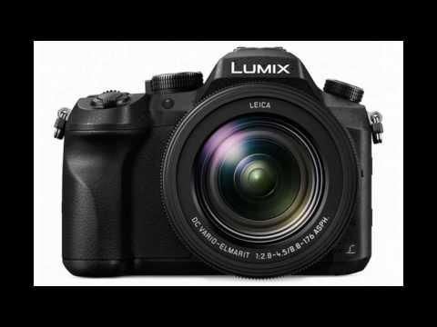 Panasonic Ra Mắt Máy ảnh Siêu Zoom Lumix FZ2000