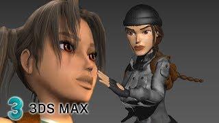 Tomb Raider Animation Project - Work in Progress