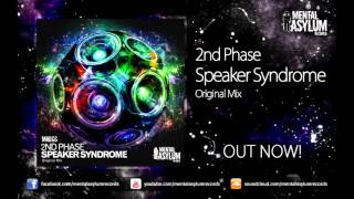 2nd Phase - Speaker Syndrome (Original Mix) [MA066] OUT NOW!