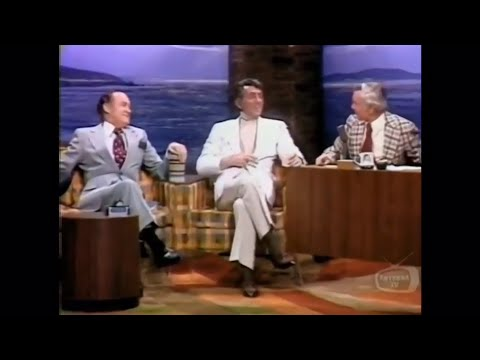 Bob Hope & Dean Martin Carson Tonight Show 1975