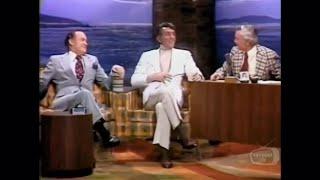 Bob Hope & Dean Martin Carson Tonight Show 1975
