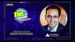 Asheesh Advani, CEO de JA Worldwide | #FIEHome