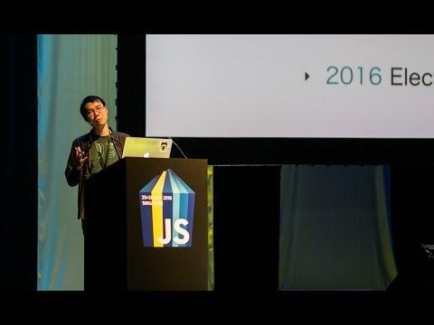 Cheng Zhao: Electron - A Community Story - JSConf.Asia 2016