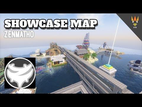KINCIR ANGINNYA BISA MUTER - Showcase Map Zenmatho Ep.120