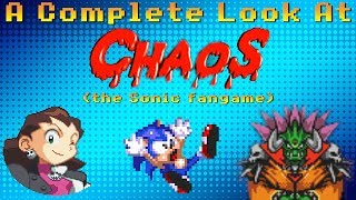 A Complete Look at ChaoS (The Sonic Fangame)