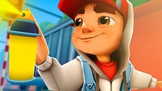 Subway Surfers SONG - Gamer Sounds Music Demo (ipad, iphone, Android mobile app) thumbnail