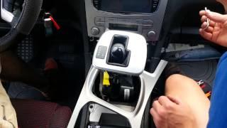 Installazione autoradio gps 2 din ford S-Max da www.autoaudio.it