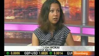 Wokai Bloomberg interview with Casey Wilson