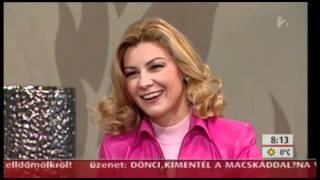 Beszélgetés Barta Sylviával - MOKKA TV2