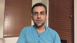 حسن روحانی/ تغییر نظر خامنه ای در آخرین لحظه