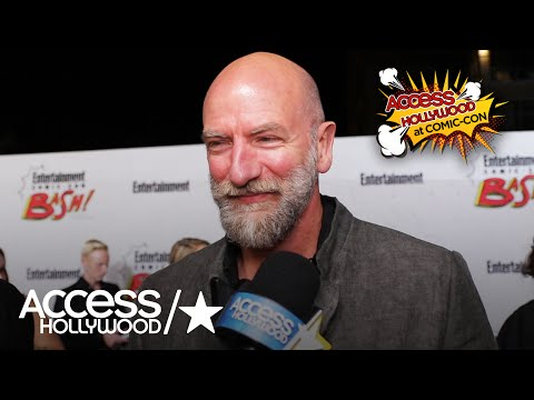 Graham McTavish On Making A Surprise Appearance At 'Outlander's' ComicCon Panel & More