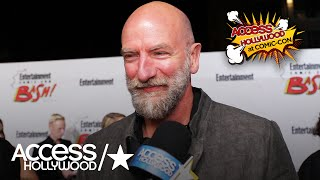 Graham McTavish On Making A Surprise Appearance At 'Outlander's' Comic-Con Panel & More