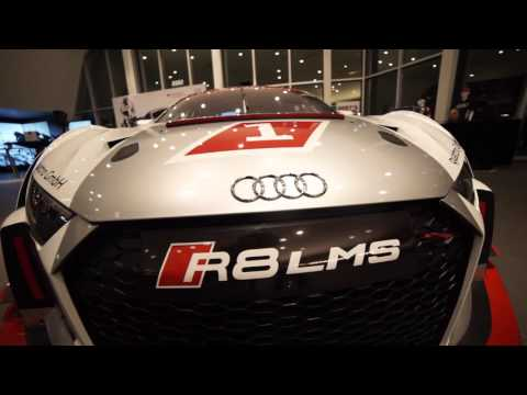 Audi Atlanta Race Event