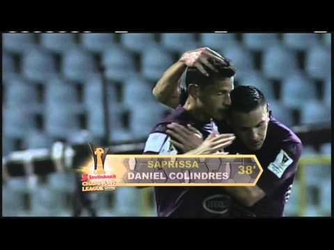 Williams Connection 2-1 Deportivo Saprissa