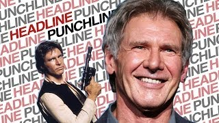 Harrison Ford Injured on Star Wars Episode 7 Set  | DAILY REHASH | Ora TV