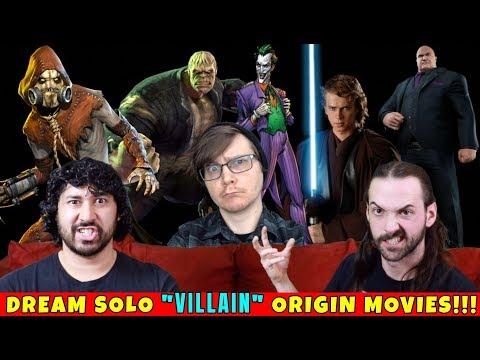 """dream-solo-""""villain""""-origin-movies!!!"""