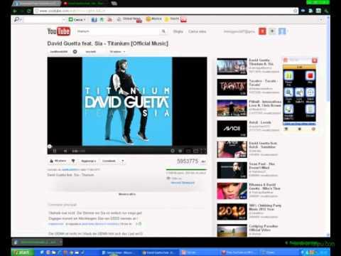 come scaricare musica da youtube sul pc