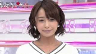 宇垣美里TBS新人アナがGカップ胸巨乳で可愛すぎる