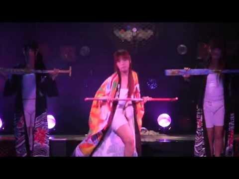 【木村彩】浅草ロック座 2012年8月公演『ひゃっかりょうらん』