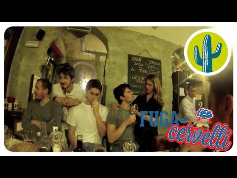 Fuga di Cervelli | Backstage | Frank Matano, Olga Kent e le sfilate!