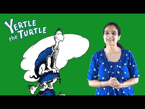 Yertle the Turtle by Dr. Seuss | Story time with Rohini Vij | NutSpace