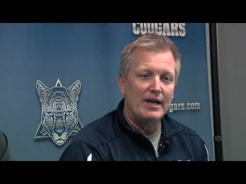 Columbia Cougars Coaches Show - Head Men's and Women's Soccer Coach John Klein - 19/17