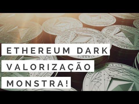 Como Comprar ETHEREUM DARK Na Coin Exchange Em 2018!