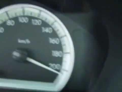 chevrolet aveo t300 максимальная скорость