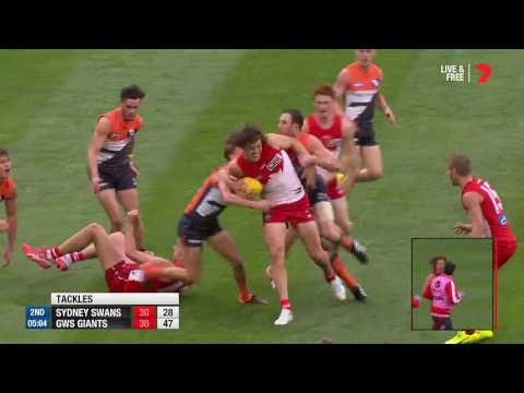 Tippett feels the Mummy effect - AFL