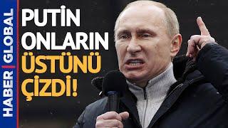 Rusya, Putin'in Kara Listeye Aldığı Ülkeleri Açıkladı! Bakın Listenin Başında Kimler Var