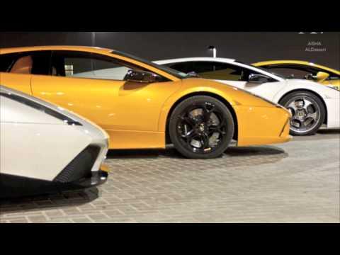 Bait Shazi - Lamborghini Drive Event