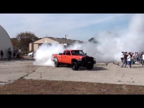 американские авто с дизельным двигателем