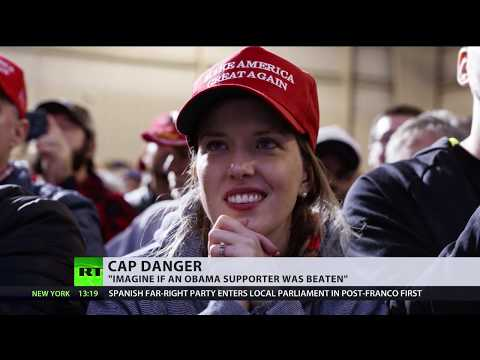 Dangerous cap: MAGA hat owners get evicted and bullied