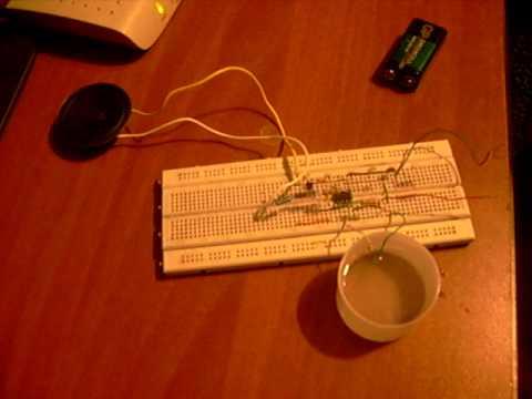Detector de agua en un 2x3 youtube - Detector de tuberias de agua ...