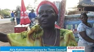 """Ab'e Kakiri beemulugunya ku """"Town Council"""" thumbnail"""
