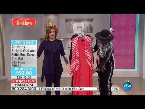 HSN | Antthony Design Original Fashions 10.30.2016 - 06 AM