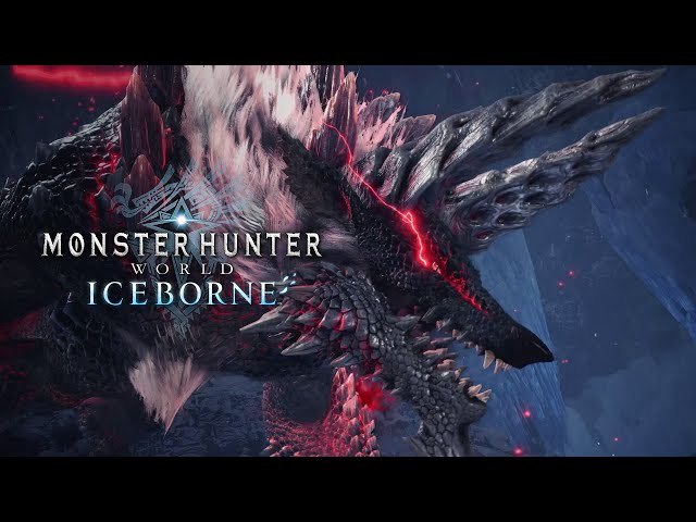 Monster Hunter World: Iceborne - Stygian Zinogre(FR)