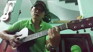 Đồn Vắng Chiều Xuân (Guitar - Bolero)