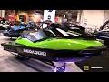 2017 Sea Doo GTR-X 230 Jet Ski - Walkaround - 2017 Toronto Boat Show