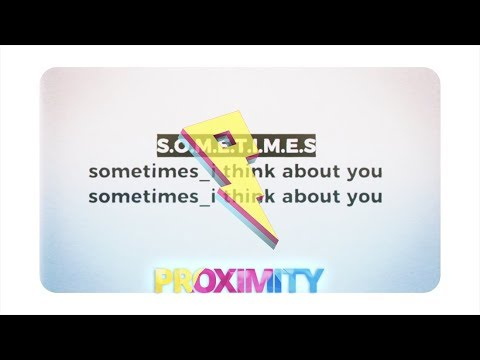 DallasK & Nicky Romero - Sometimes Ft. XYLØ [Lyric Video]