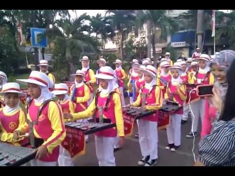 DrumBand SDN BALUEL 3 - Indonesia Tetap Merdeka