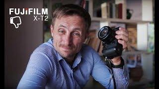 Fujifilm X-T2 красивый ОТСТОЙ? Сложный ТЕСТ на живых людях. Крутим