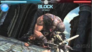 Infinity Blade: iPhone Trailer