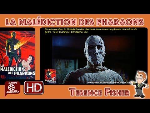 La Malédiction des pharaons de Terence Fisher (1959) #MrCinema 201