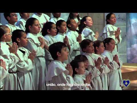 Prece de São Francisco de Assis » Música Legionária