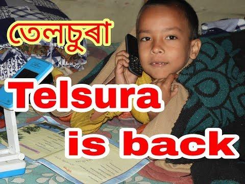 Assamese funny video/assamese comedy video 2018/telsura/ new assamese funny comedy