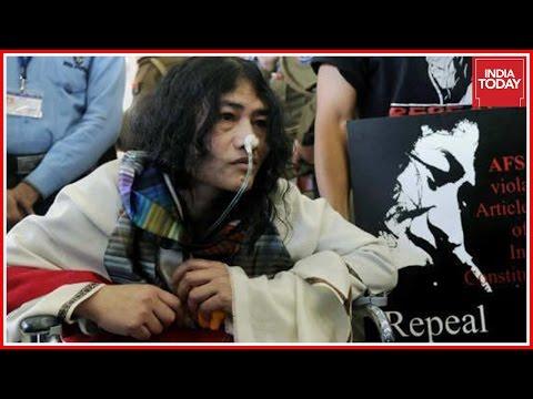WATCH: Irom Sharmila's First Press Meet After Breaking 16-yr Fast