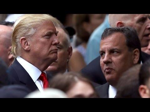 Trump purges ties to Chris Christie