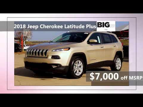 Big Finish Sales Event West Monroe, LA | Jeep Deals West Monroe, LA